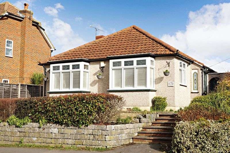 2 Bedrooms Detached Bungalow for sale in Ewell Village