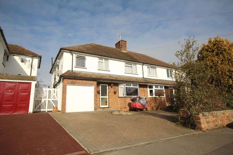 3 Bedrooms Semi Detached House for sale in Kings Road, Tonbridge
