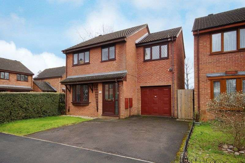 4 Bedrooms Detached House for sale in 19 School Walk, Yate, Bristol BS37 5PS