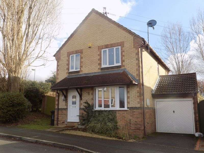 4 Bedrooms Detached House for sale in Chicory Close, Pembroke Park