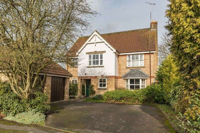 4 Bedrooms Detached House for sale in Yeomans Lodge, Frome
