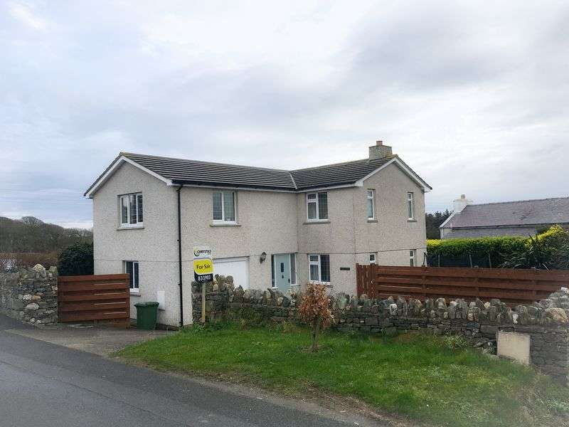 3 Bedrooms Detached House for sale in Qualtroughs Lane, Port Erin