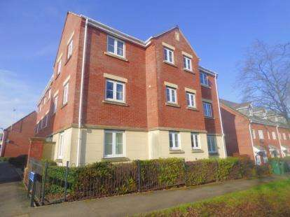 1 Bedroom Flat for sale in St. James House, Harescombe Drive, Gloucester, Gloucestershire