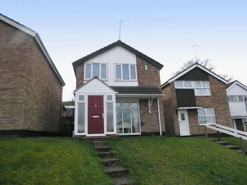 3 Bedrooms Detached House for sale in BRIERLEY HILL, Withymoor Village, Gayfield Avenue