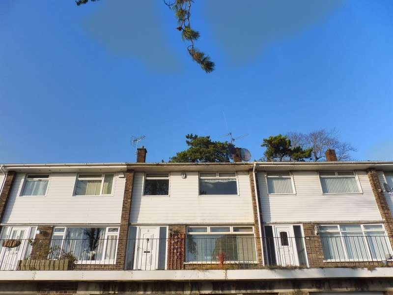 3 Bedrooms Terraced House for sale in Penlan Rise, Llandough, Penarth