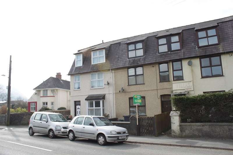 2 Bedrooms Town House for sale in Ynyscedwyn Road, Ystradgynlais, Swansea
