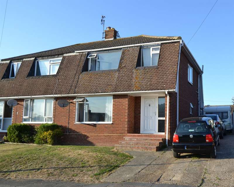 3 Bedrooms Semi Detached House for sale in Freemans Close, Whitstable