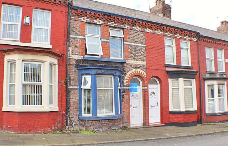 3 Bedrooms Terraced House for sale in Woodbine Street, Liverpool, L5 7RR