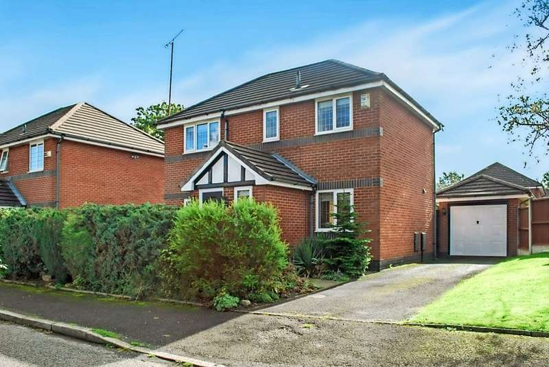 3 Bedrooms Detached House for sale in Great Flatt, Rochdale, OL12 7AS