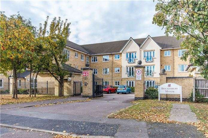 1 Bedroom Retirement Property for sale in Brackenbury Manor, Histon, Cambridge