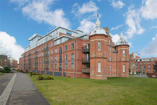 1 Bedroom Apartment Flat for sale in The Pavilion, Norwich
