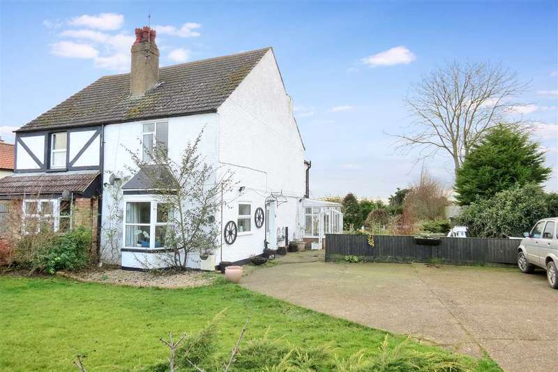 3 Bedrooms Semi Detached House for sale in Hale Road, Heckington