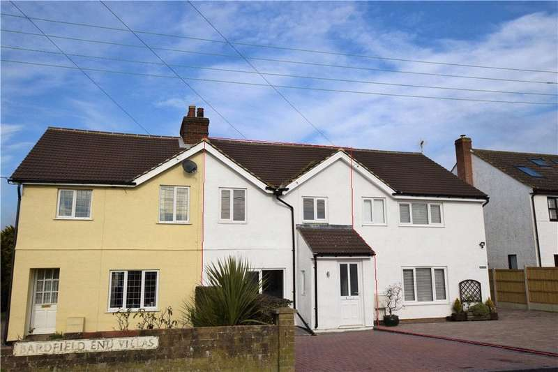 3 Bedrooms Terraced House for sale in Bardfield Road