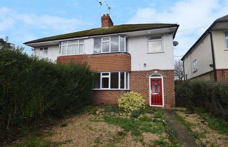 3 Bedrooms Semi Detached House for sale in Staines Hill, Canterbury