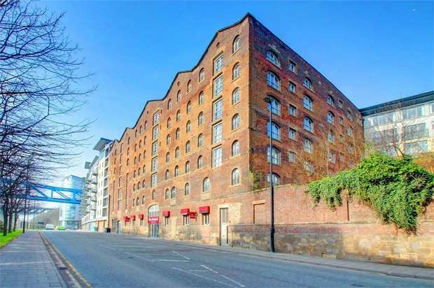 2 Bedrooms Flat for sale in Hanover Mill, Newcastle Upon Tyne, Tyne and Wear, UK