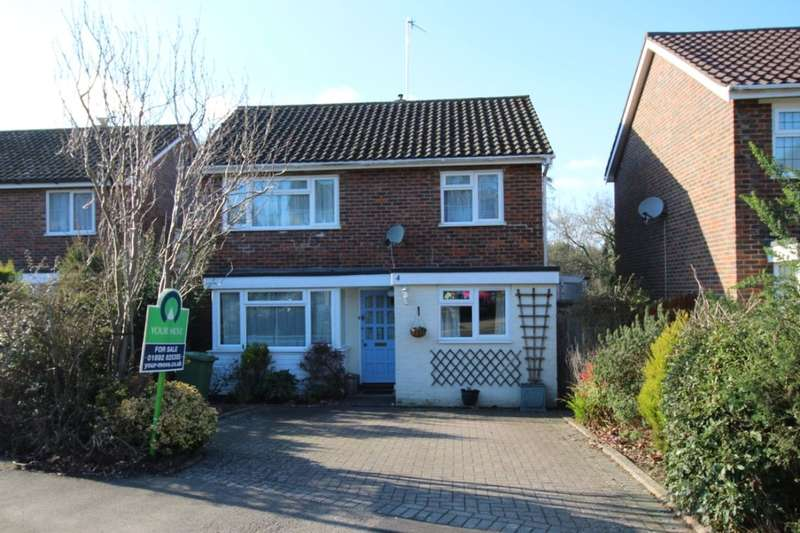 3 Bedrooms Detached House for sale in Ridgeway, Pembury, Tunbridge Wells, TN2