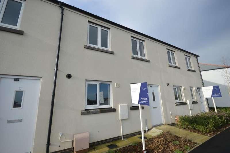 3 Bedrooms Semi Detached House for sale in Trevethan Meadows, Carlton Way, Liskeard, PL14