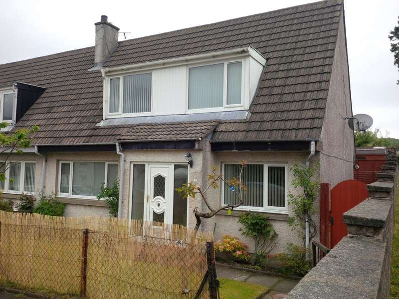 4 Bedrooms End Of Terrace House for sale in 1 Ferguslie Street, Sandbank, Dunoon, Sandbank, PA23 8QL