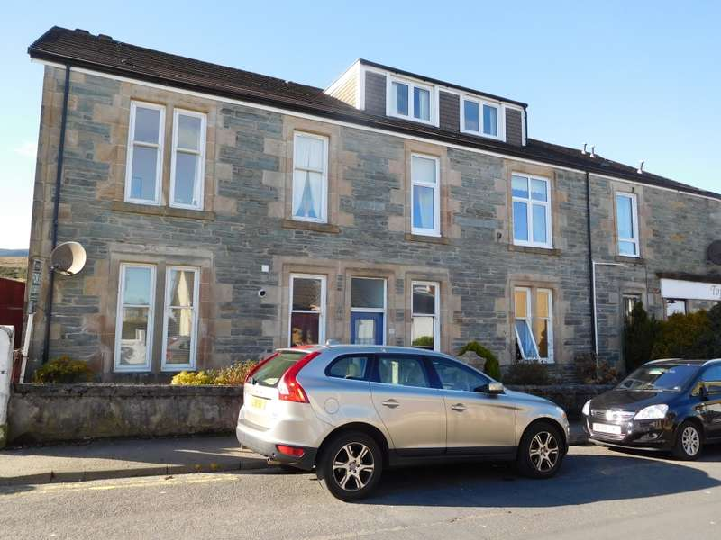 3 Bedrooms Flat for sale in Flat 4, 129 Edward Street, Victoria Buildings, Dunoon, PA23 7AR