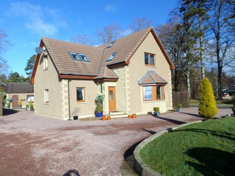 4 Bedrooms Detached Villa House for sale in Treetops Sunnyside, Culloden Moor, Inverness, IV2 5ES