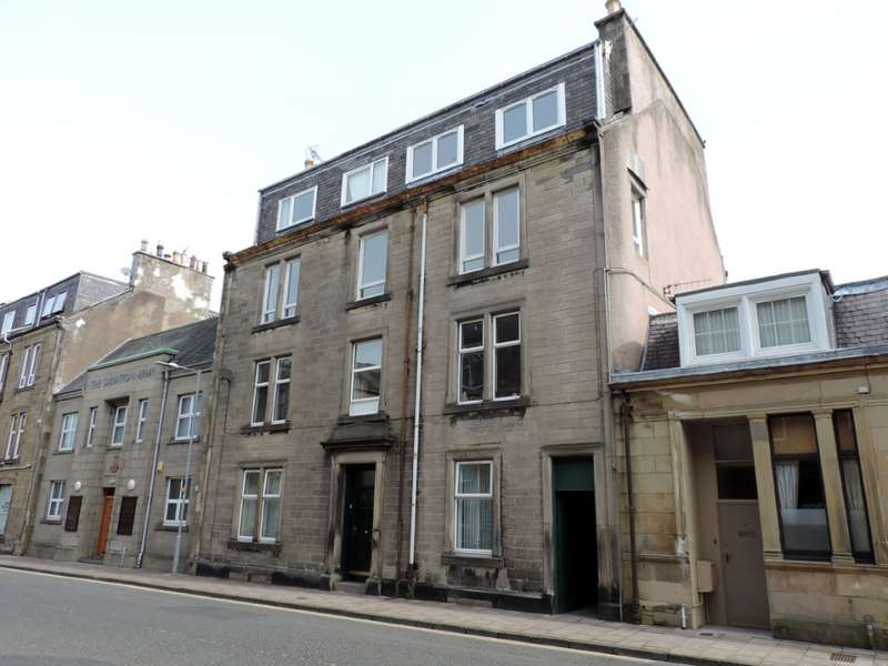 1 Bedroom Flat for sale in 4/4 Croft Road, Hawick, TD9 9RD
