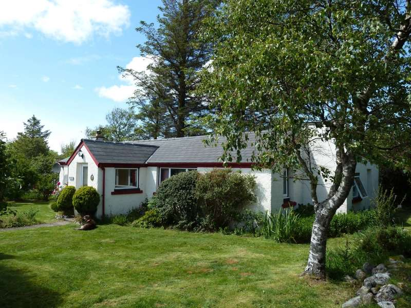 3 Bedrooms Cottage House for sale in Caberfeidh Birchburn, Aultbea, IV22 2HU