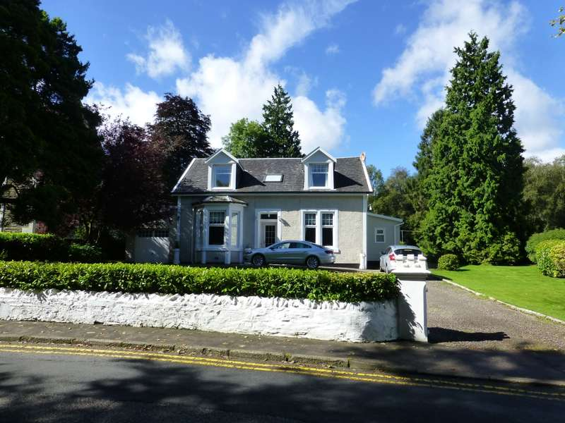 4 Bedrooms Detached House for sale in 37 George Street, Hunters Quay, Dunoon, PA23 8JT