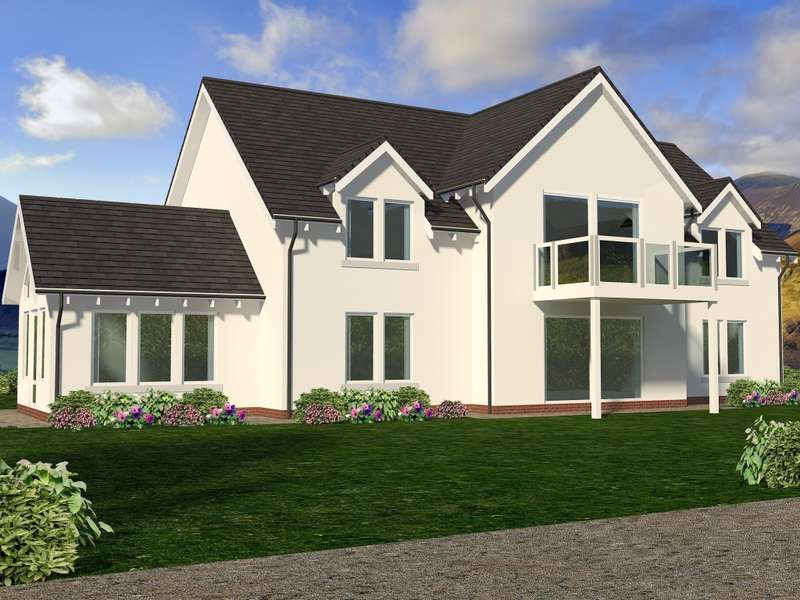 4 Bedrooms Detached House for sale in Plot 3 The Avenue, Inveraray, PA32 8YX