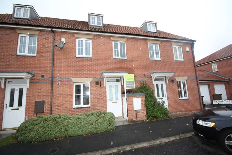 3 Bedrooms Property for sale in Monarch Court, Newcastle Upon Tyne, NE12