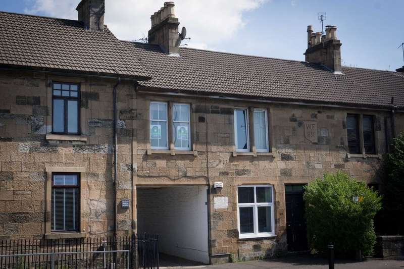 1 Bedroom Flat for sale in Busby Road, Clarkston, East Renfrewshire, G76