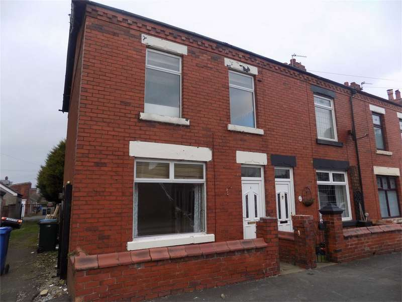 3 Bedrooms End Of Terrace House for sale in Rivington Road, Chorley, Lancashire