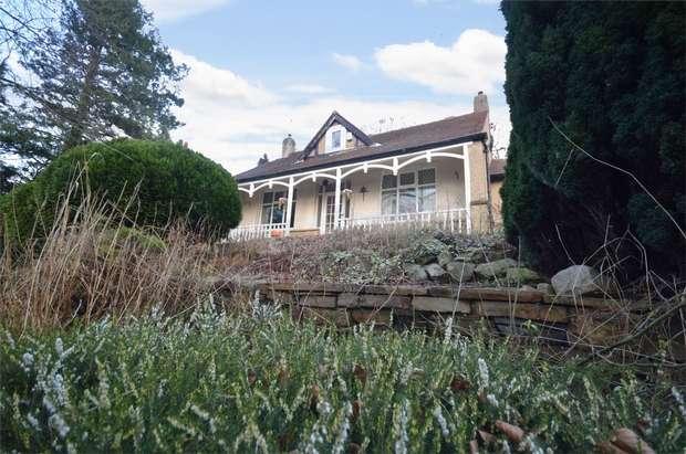 3 Bedrooms Detached Bungalow for sale in Penistone Road, Fenay Bridge, Huddersfield