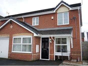 3 Bedrooms Semi Detached House for sale in Heydon Close, Halewood, Liverpool