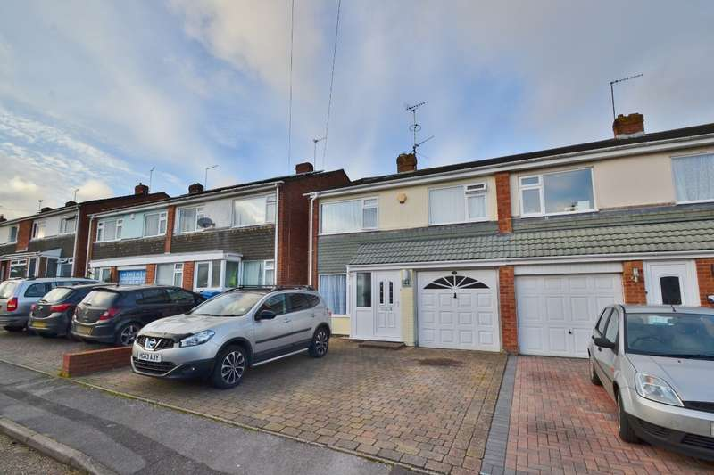 3 Bedrooms Semi Detached House for sale in Branksome