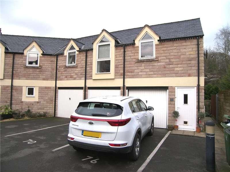 1 Bedroom Maisonette Flat for sale in Millers Way, Milford, Derbyshire, DE56