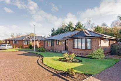 3 Bedrooms Bungalow for sale in The Fieldings, Dunlop