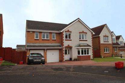 5 Bedrooms Detached House for sale in Lochrig Court, Stewarton