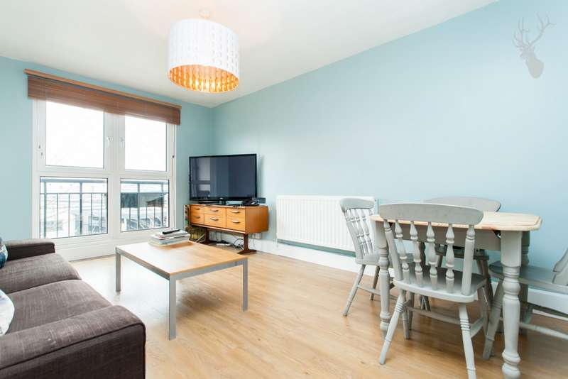 3 Bedrooms Flat for sale in Lygon House, Gosset Street, Shoreditch, E2