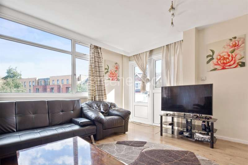 1 Bedroom Flat for sale in Quex Road, West Hampstead, London, NW6