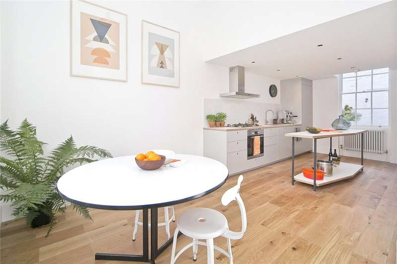 4 Bedrooms House for sale in St Paul Street, Islington, N1