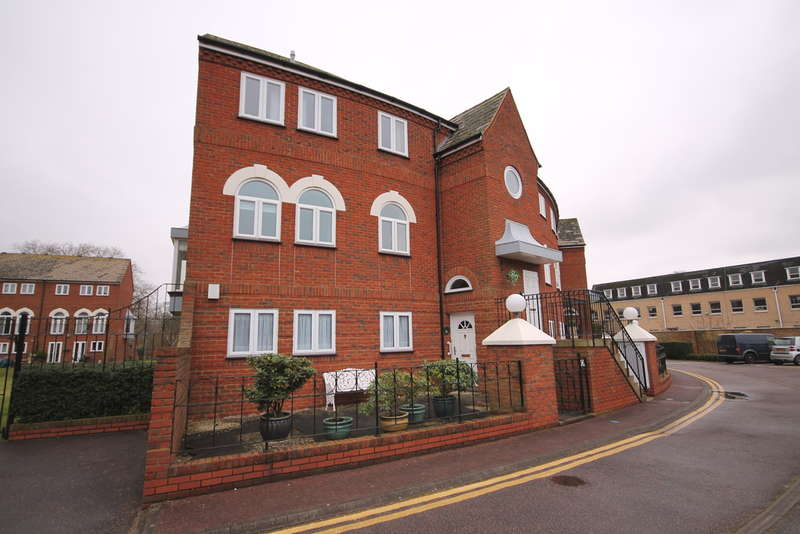 3 Bedrooms Apartment Flat for sale in Duckmill Crescent, Bedford, MK42