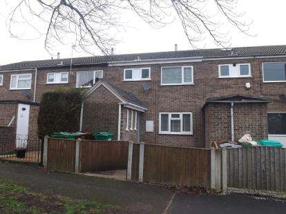 3 Bedrooms Terraced House for sale in Barbury Drive, Clifton, Nottingham