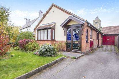 2 Bedrooms Bungalow for sale in Dennis Street, Hugglescote, Coalville