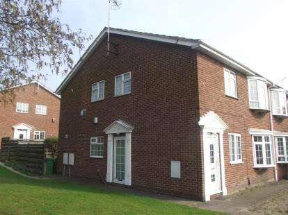 2 Bedrooms Maisonette Flat for sale in Gregory Court, Lenton, Nottingham