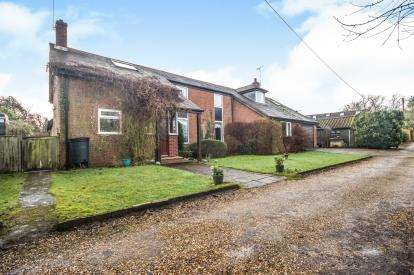 4 Bedrooms Detached House for sale in Long Itchington Road, Offchurch, Leamington Spa, Warwickshire