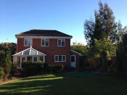 4 Bedrooms Detached House for sale in Horton Grove, Shirley, Solihull, West Midlands