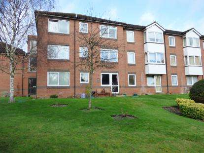 2 Bedrooms Flat for sale in Fentiman Way