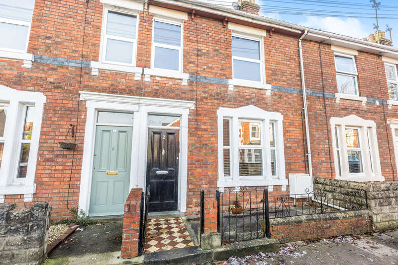 2 Bedrooms Terraced House for sale in Lethbridge Road, Old Town