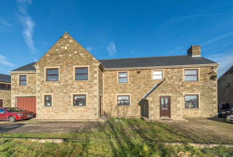 7 Bedrooms Detached House for sale in The Mount, High Lane, Ridgeway