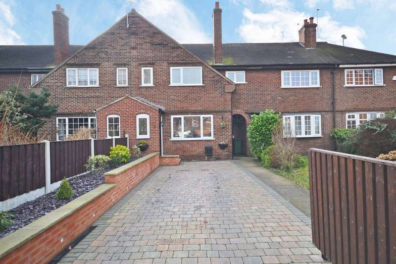 3 Bedrooms Terraced House for sale in Woodcock Street, Sandal, Wakefield